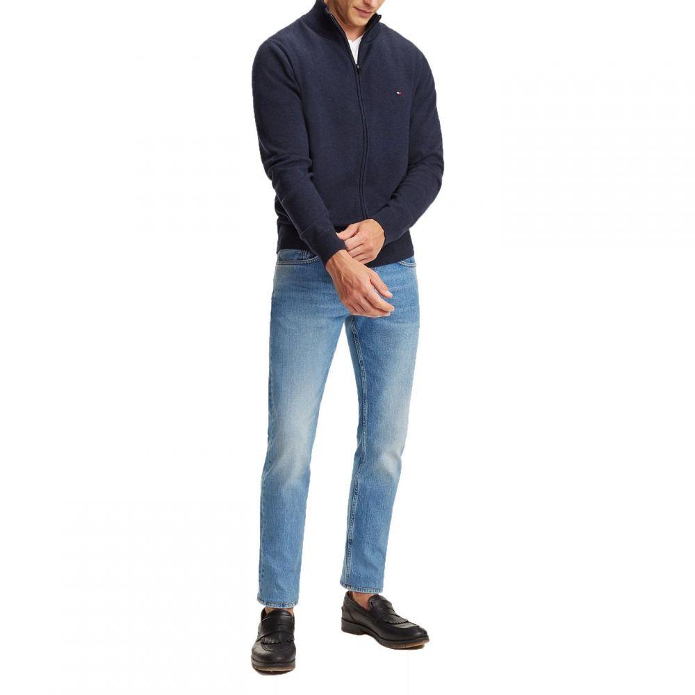 トミー ヒルフィガー Tommy Hilfiger メンズ ボトムス・パンツ ジーンズ・デニム【Slim Bleecker Jeans】Denim