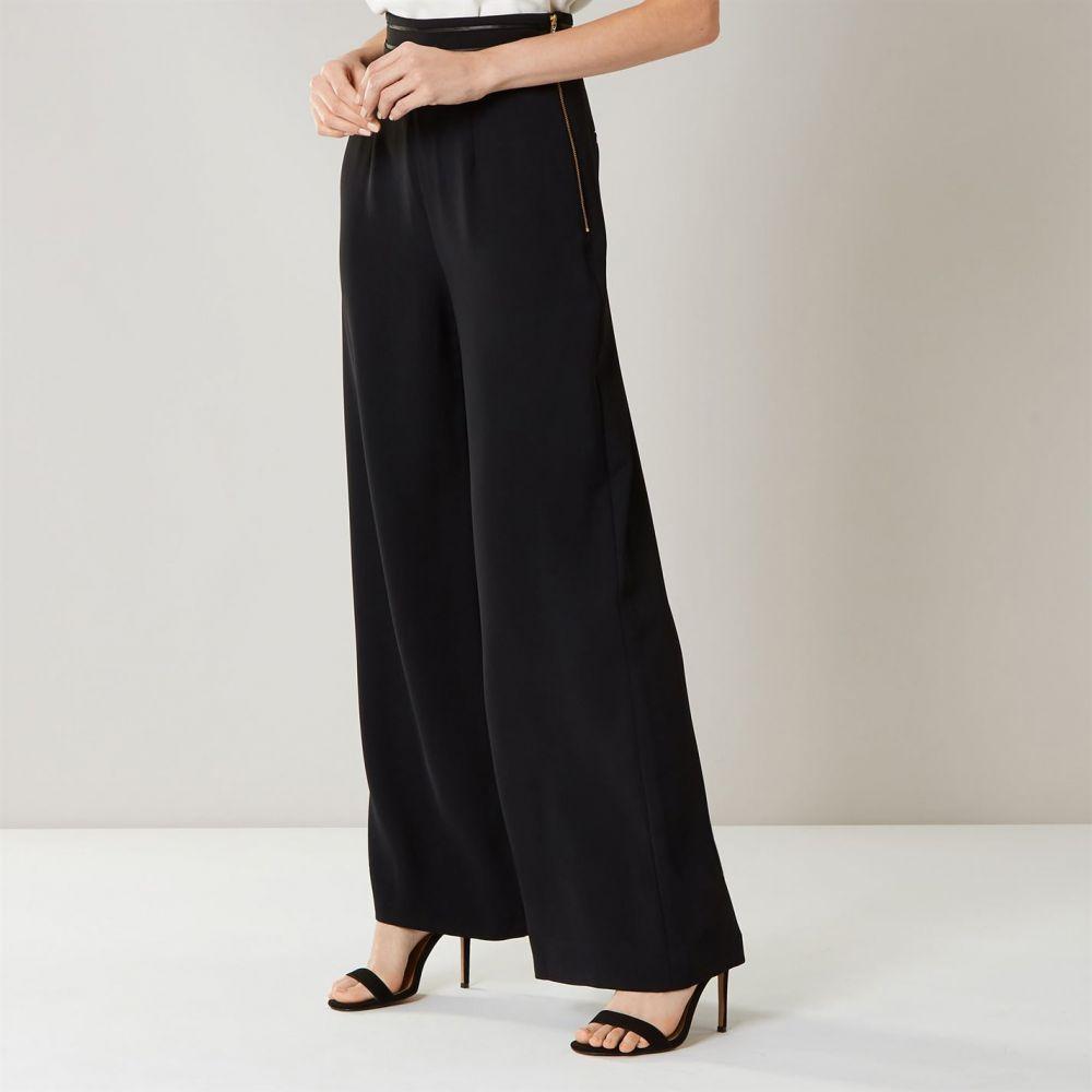 コースト Coast レディース ボトムス・パンツ【Sicily Wide Leg Trouser】Black