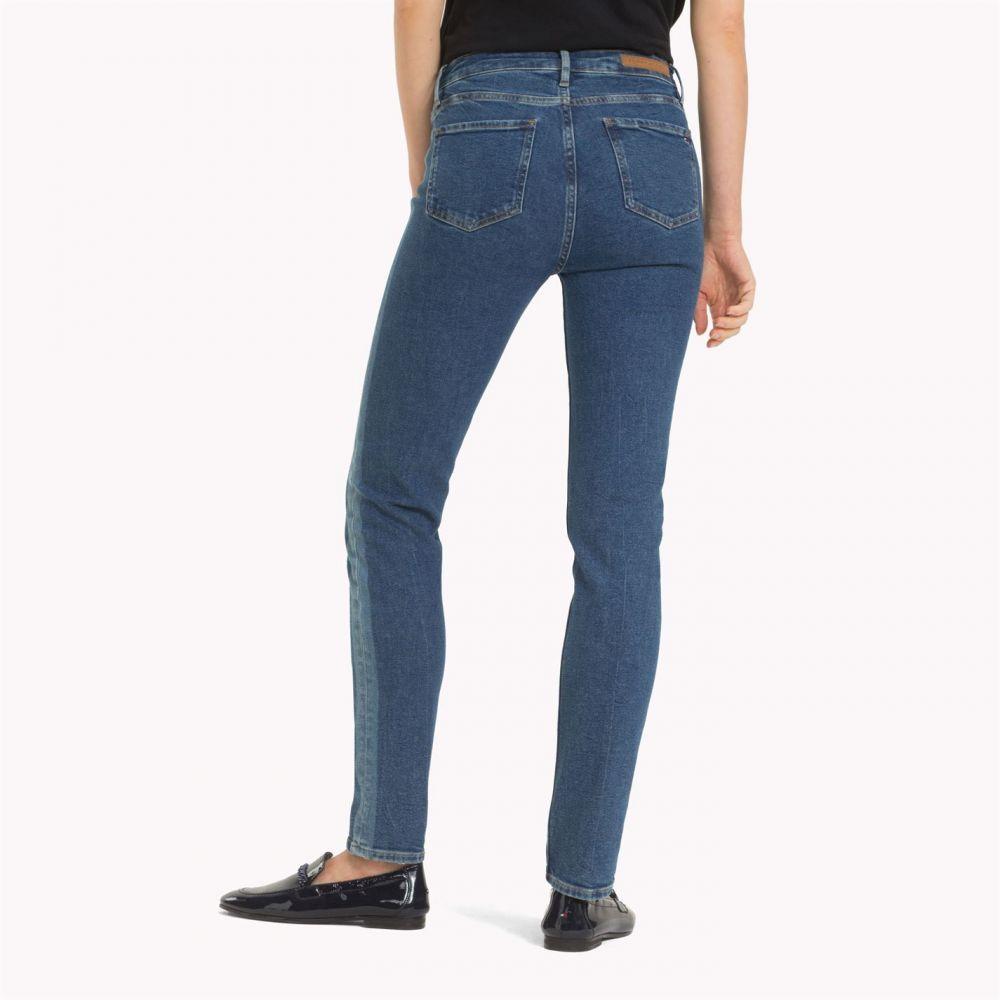 トミー ヒルフィガー Tommy Hilfiger レディース ボトムス・パンツ ジーンズ・デニム【Regular Fit Jeans】Denim
