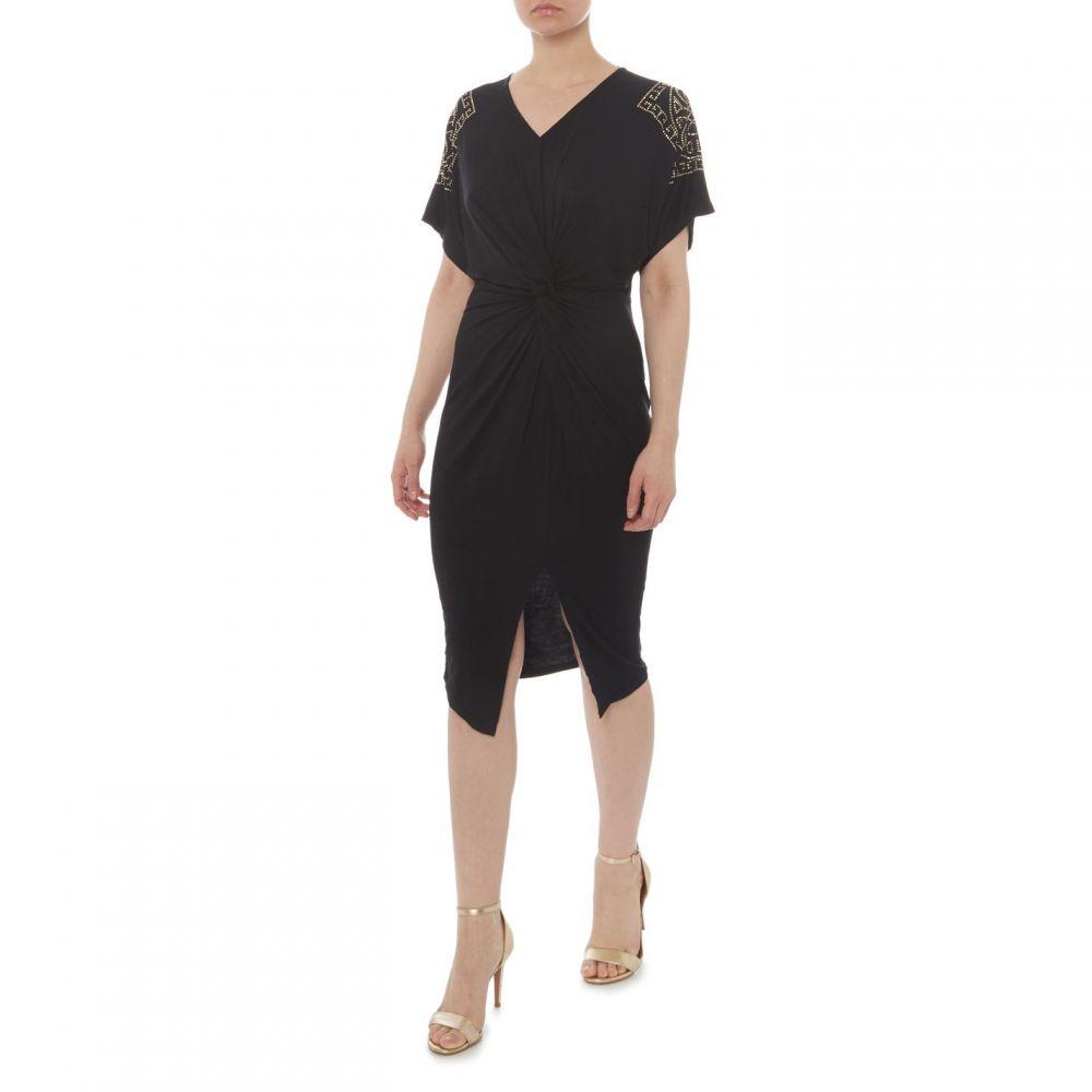 ビバ Biba レディース ワンピース・ドレス ワンピース【Heat Seal Dress】Black