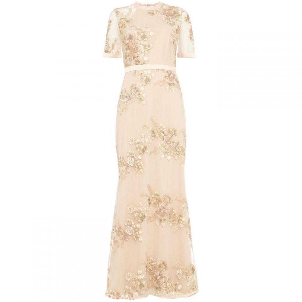 フェーズ エイト Phase Eight レディース ワンピース・ドレス ワンピース【Yasmin Embroidered Dress】Rose