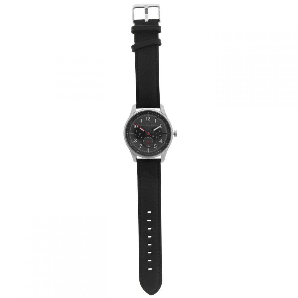 フレンチコネクション French Connection メンズ 腕時計【1307B Watch】Black