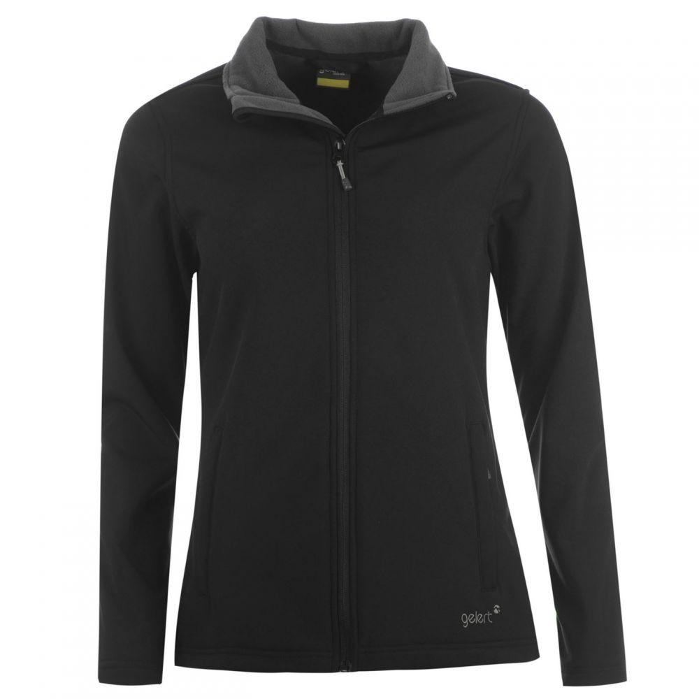 レディースファッション, コート・ジャケット  Gelert Softshell JacketBlack