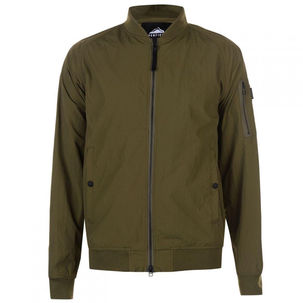 ペンフィールド Penfield メンズ アウター ブルゾン【Okenfield Bomber Jacket】Green