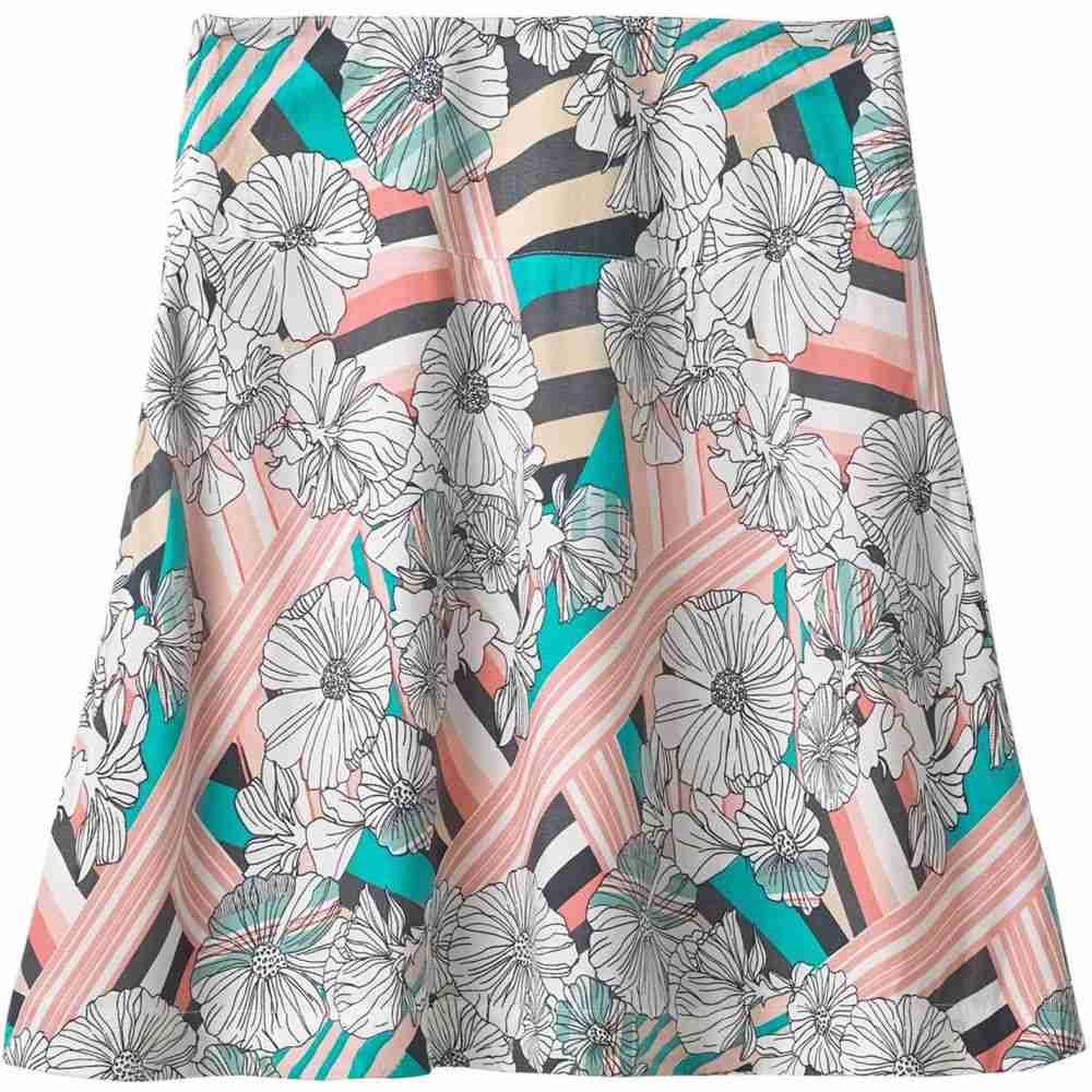 ホワイト スタッフ White Stuff レディース スカート【Bluebird Reversible Skirt】Multi-Coloured