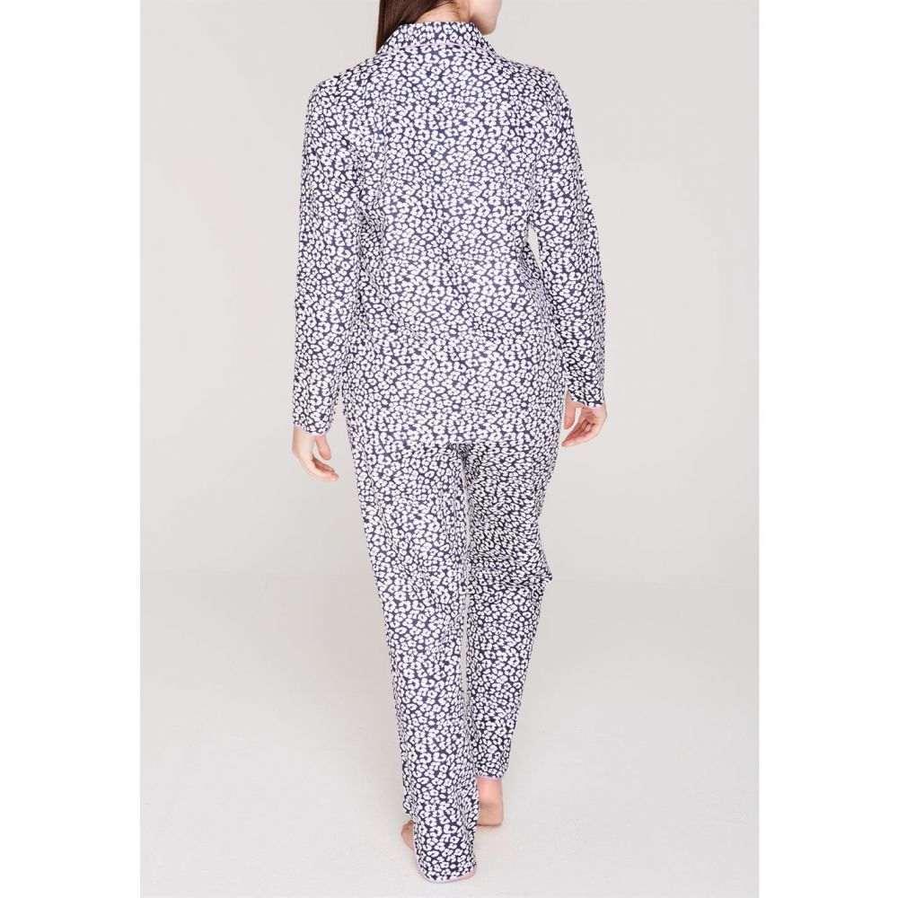 サイバーキュティーズ Cyberjammies レディース インナー・下着 パジャマ・上下セット【Animal Print Pyjama Set】Animal
