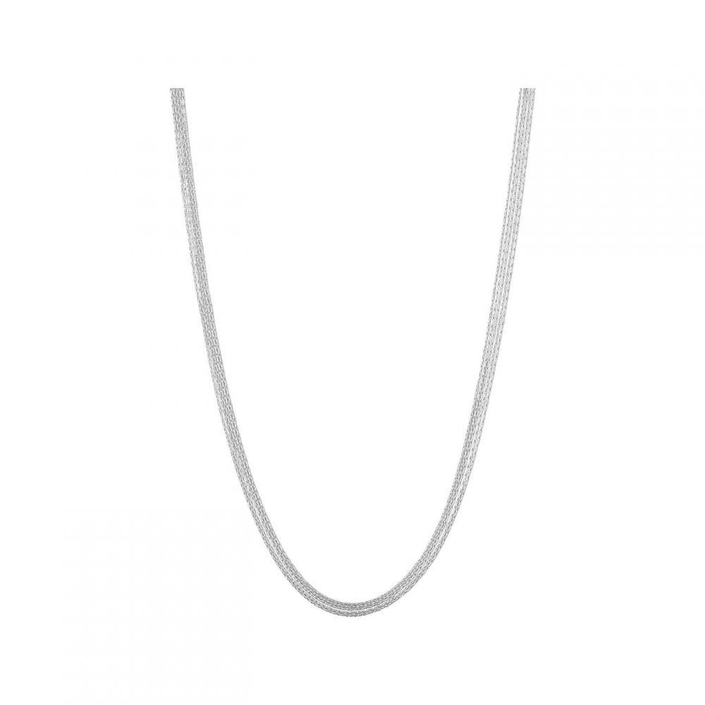 リンクス オブ ロンドン Links of London レディース ジュエリー・アクセサリー ネックレス【Silk 5 row necklace 80cm】