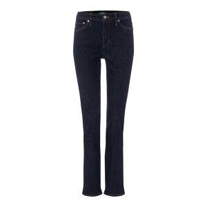 Ralph Lauren Lauren by Ralph Lauren Women's Jeans & Denim Bottoms Pants [Premier Straight Jeans] Harbor Wash