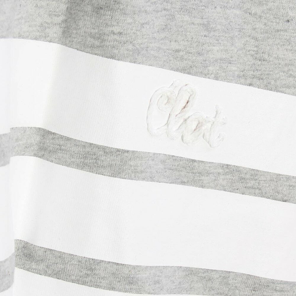 CLOT CLOT トップス セーター【CLOT Men Light Weight Striped Poncho Sweater 】
