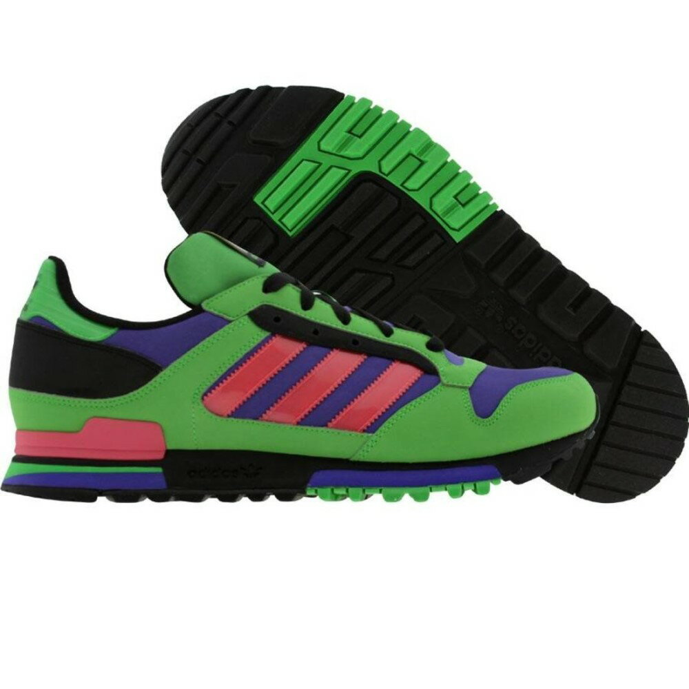 メンズ靴, スニーカー  Adidas ZX 600int grey int pink black