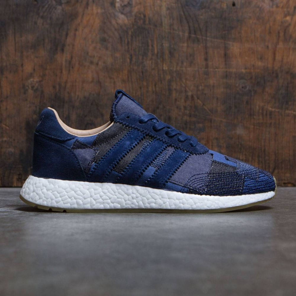 メンズ靴, スニーカー  Adidas Consortium x END x Bodega Iniki Runner Boost Sneaker Exchangenavy denim gray