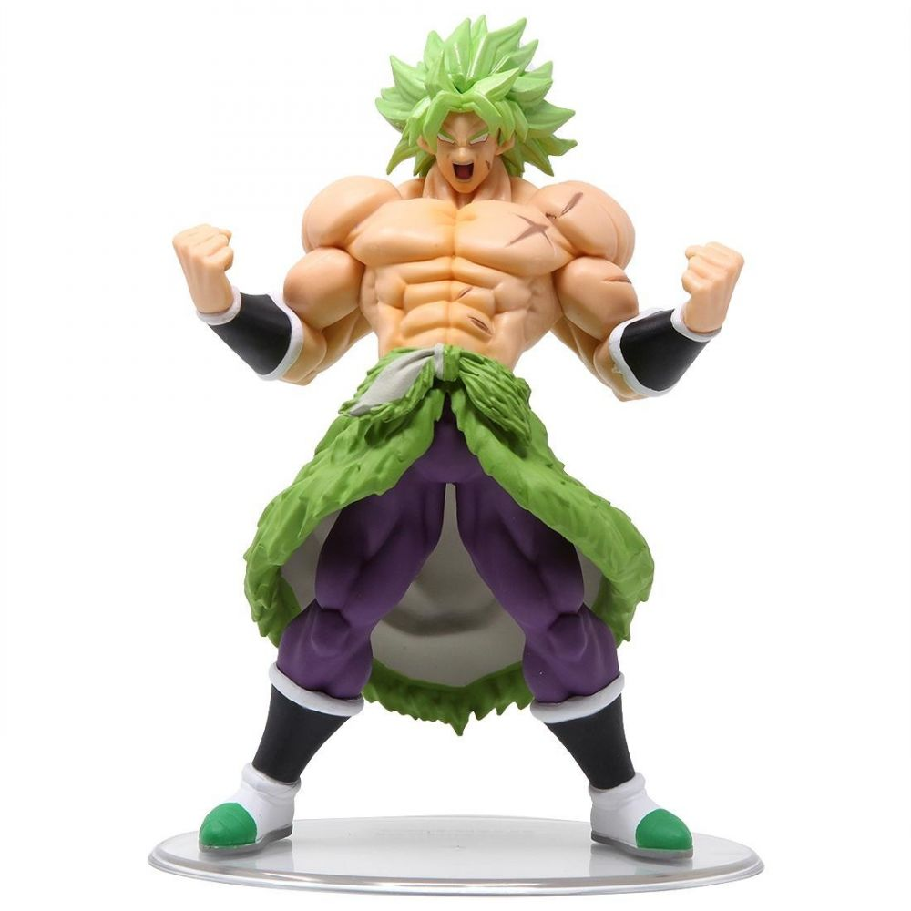 コレクション, フィギュア  Dragon Ball dragon ball styling vol. 6 super saiyan broly full power figuregreen