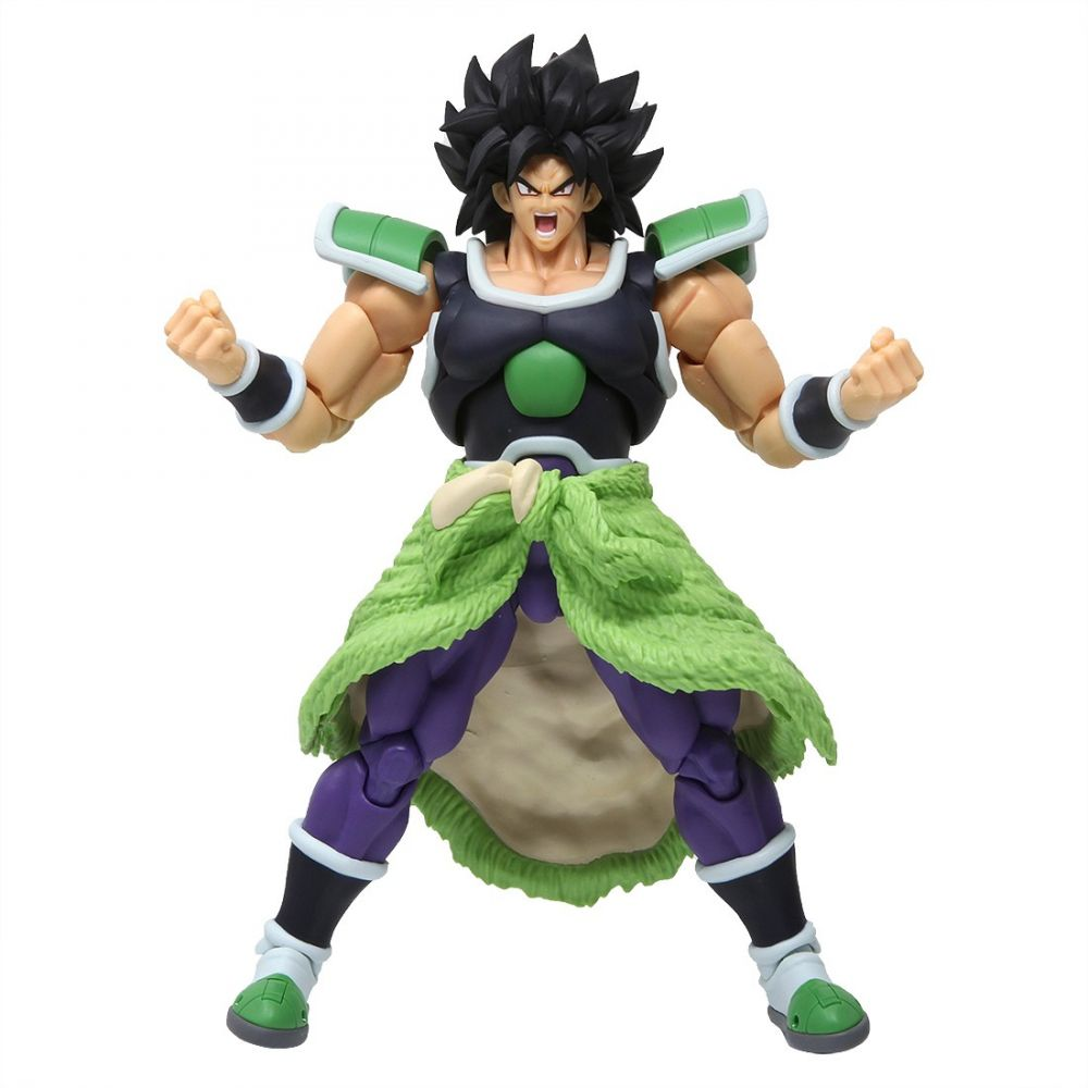 コレクション, フィギュア  Dragon Ball Super s.h.figuarts dragon ball super broly figuregreen