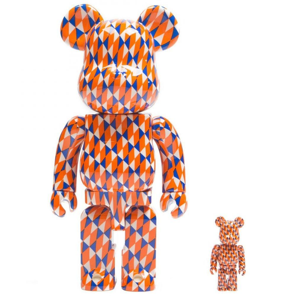 コレクション, フィギュア  Bearbrick barry mcgee 100 400 bearbrick apple watch sport band 44mm setorange