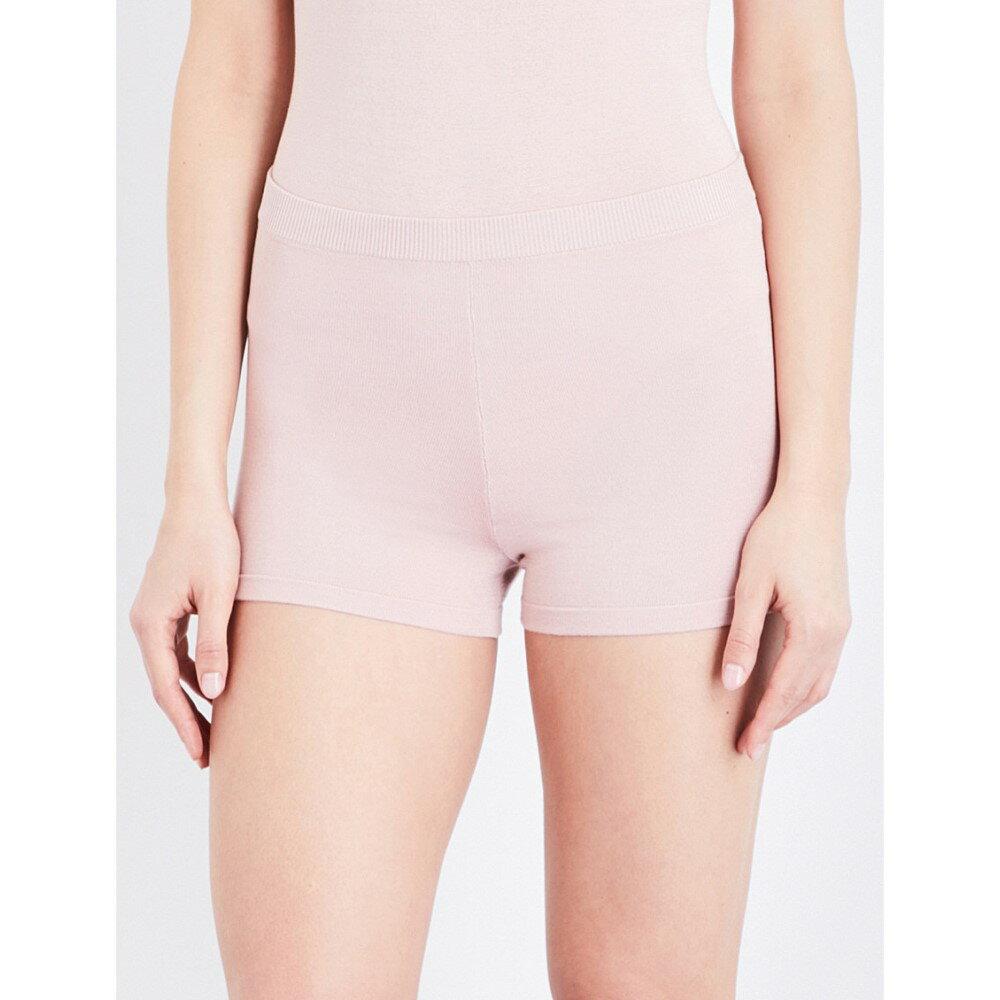 ラ ペルラ la perla レディース インナー パジャマ・ボトムのみ【new silk soul stretch-silk shorts】Light rose:フェルマート
