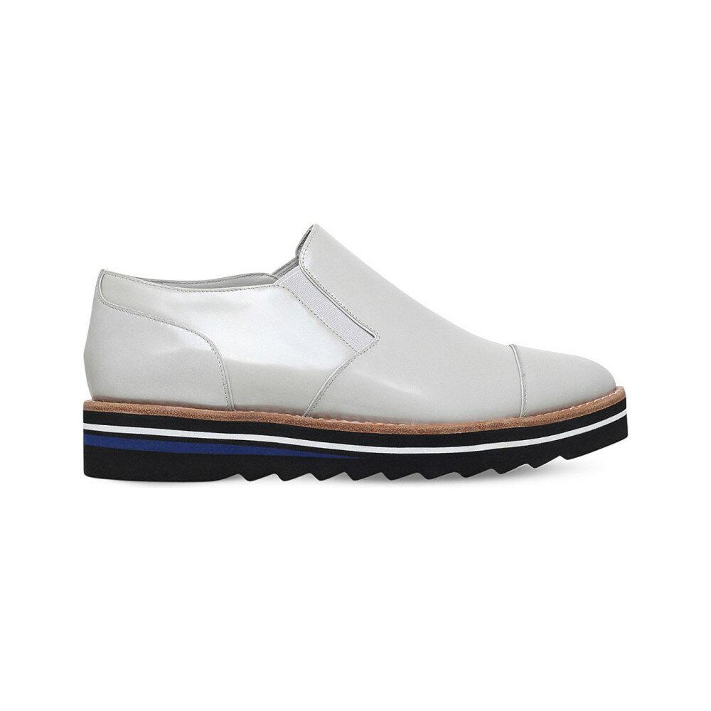 ヴィンス vince レディース シューズ・靴 ビジネスシューズ【alona patent-leather oxford shoes】Winter wht:フェルマート