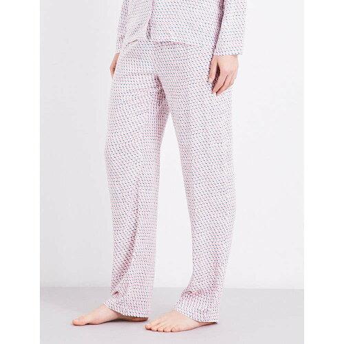 カルバンクライン calvin klein レディース インナー パジャマ・ボトムのみ【printed jersey pyjam...