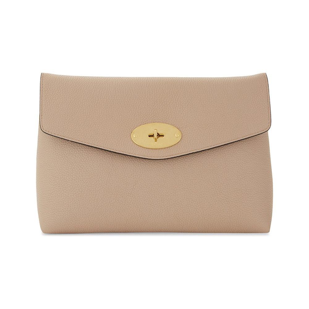 マルベリー mulberry レディース バッグ ポーチ【darley leather pouch】Rosewater:フェルマート