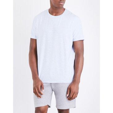 デリック ローズ メンズ トップス Tシャツ【ethan jersey t-shirt】Sky