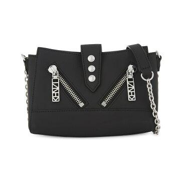 ケンゾー レディース バッグ ショルダーバッグ【kalifornia leather mini cross-body bag】Black