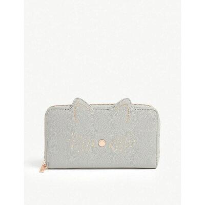 d110405b9530 テッドベーカー ted baker オンライン レディース 財布【serini leather ...