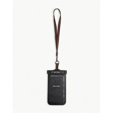 パーム エンジェルス palm angels メンズ スマホケース【waterproof phone case】Black