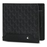 モンブラン montblanc メンズ アクセサリー 財布【signature 4cc billfold wallet】Black