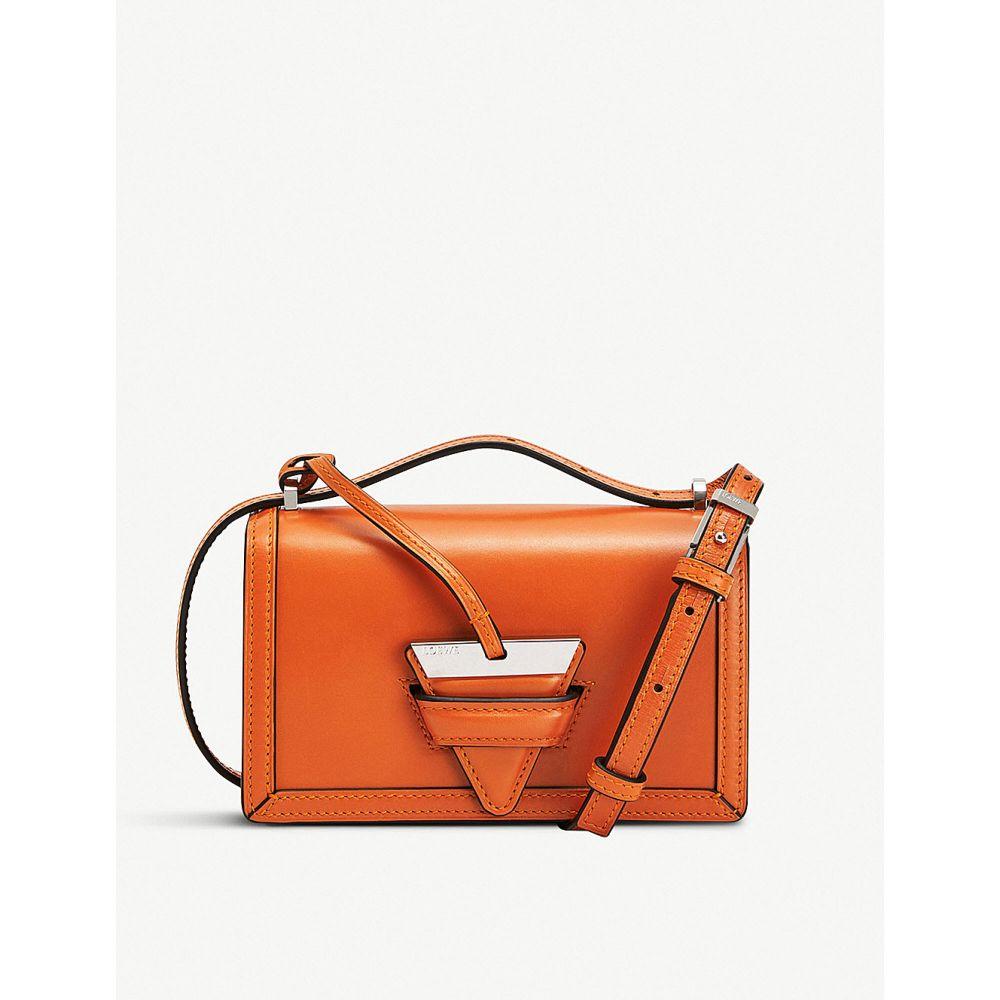 ロエベ loewe レディース バッグ ショルダーバッグ【barcelona small leather cross-body bag】Orange