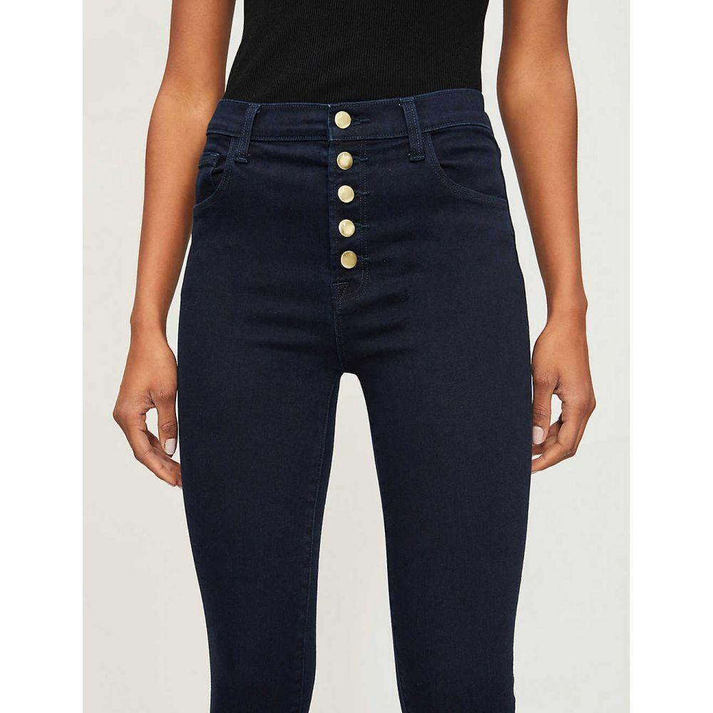 ジェイ ブランド J BRAND レディース ボトムス・パンツ ジーンズ・デニム【Lillie high-rise skinny stretch-denim jeans】Penrose
