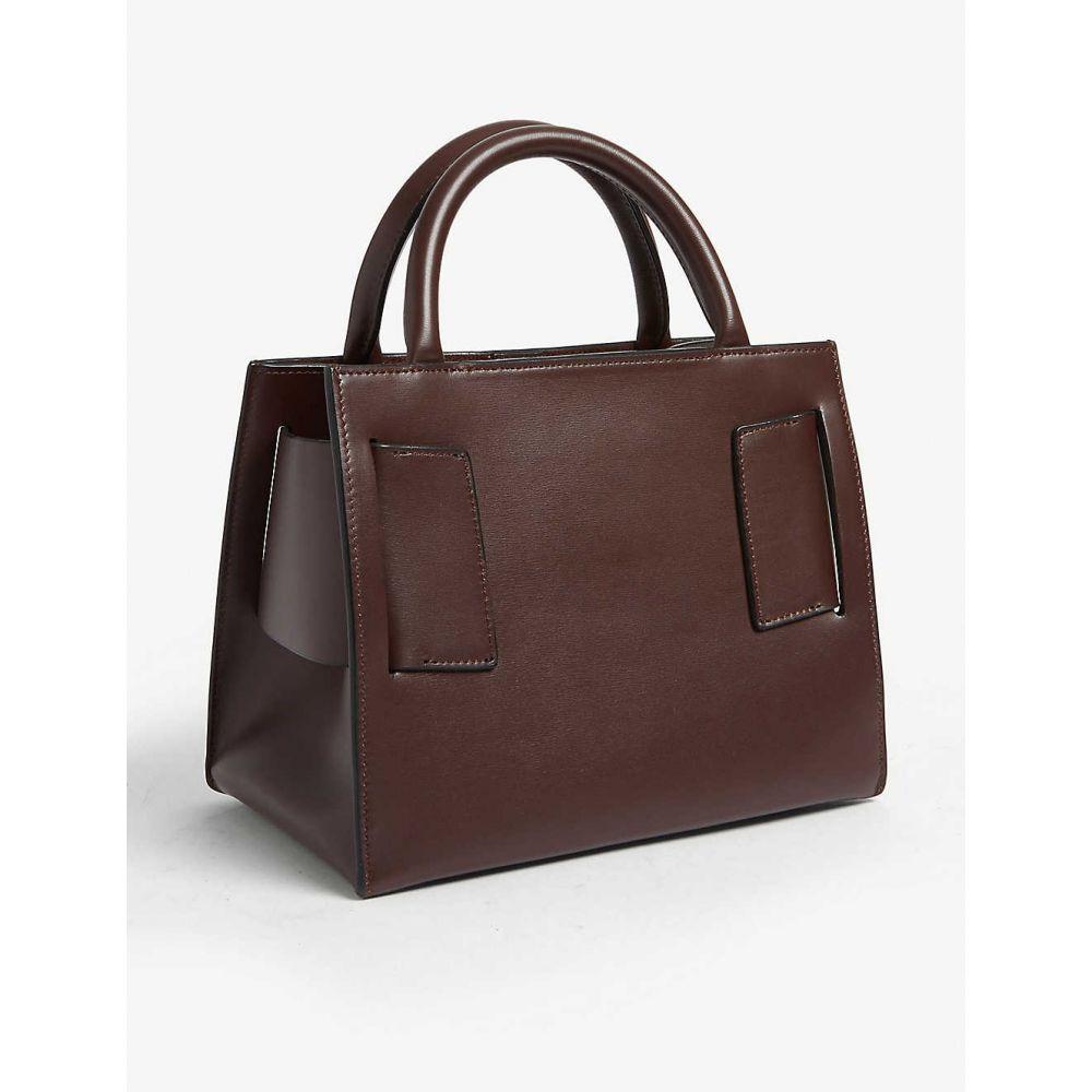 ボーイ BOYY レディース バッグ ショルダーバッグ【Bobby leather shoulder bag】Maroon gold