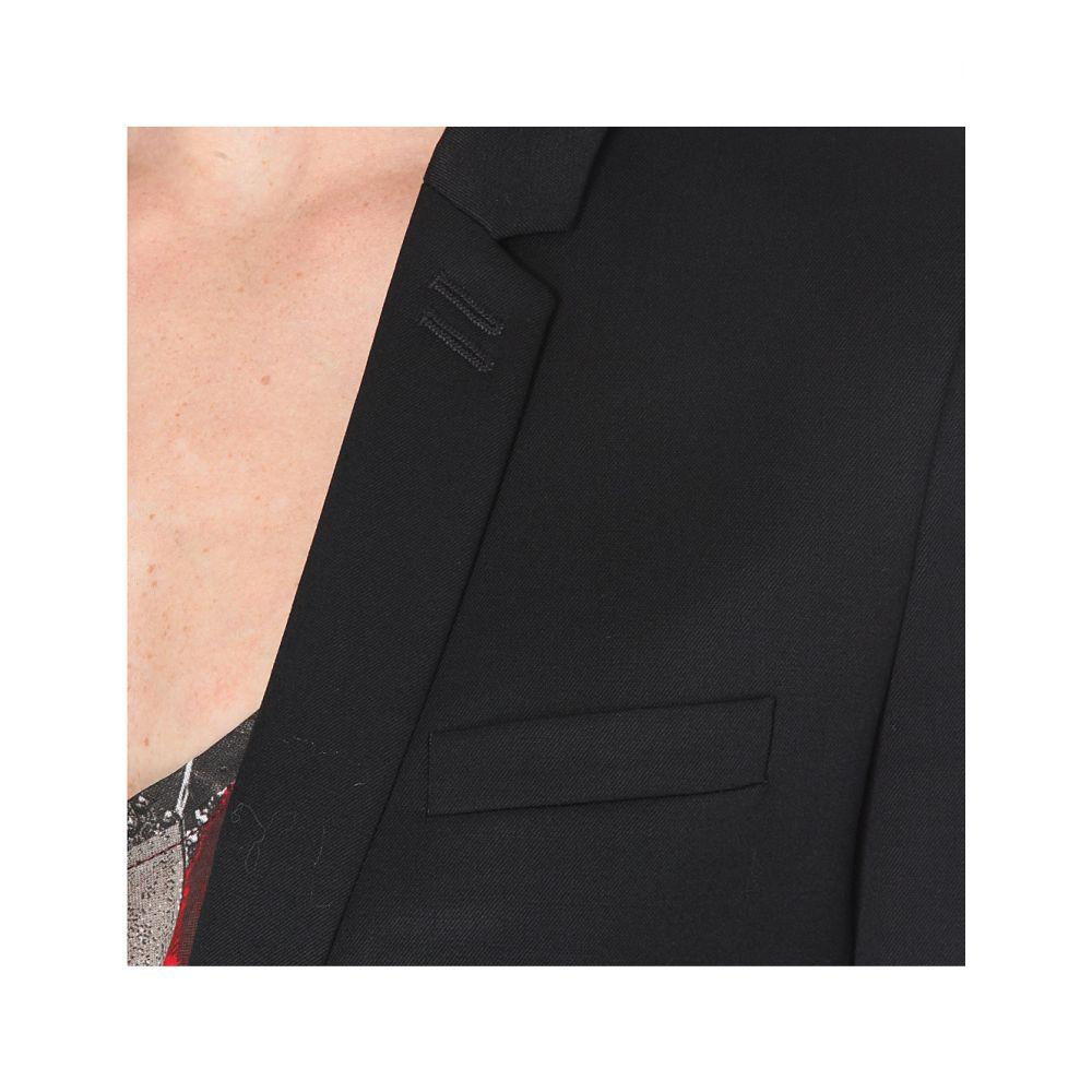 クーパース THE KOOPLES レディース アウター スーツ・ジャケット【Stretch-wool jacket】Black