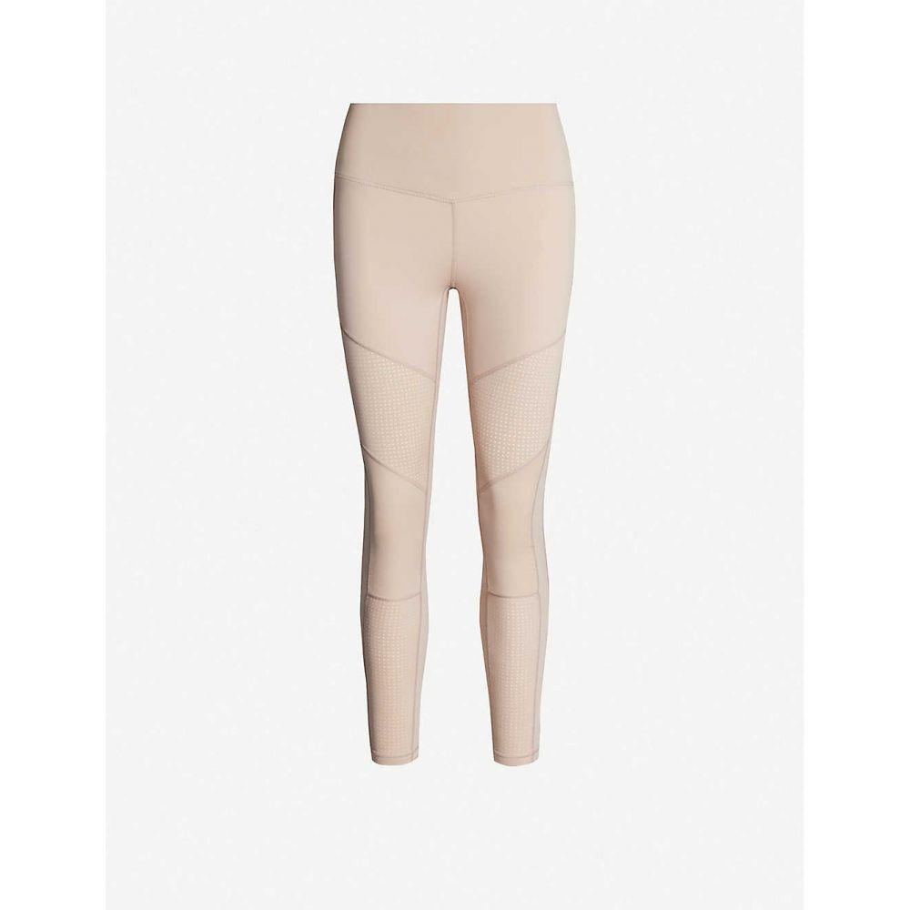 ラーブ LURV レディース インナー・下着 スパッツ・レギンス【Take Time stretch-jersey leggings】Dusty pink