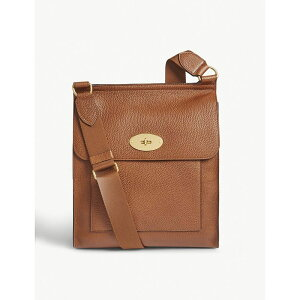 MULBERRY Ladies Shoulder Bag Bag [Antony leather shoulder bag] OAK