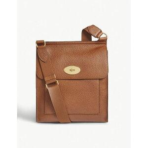 MULBERRY Женская сумка через плечо [Кожаная сумка через плечо Antony] OAK