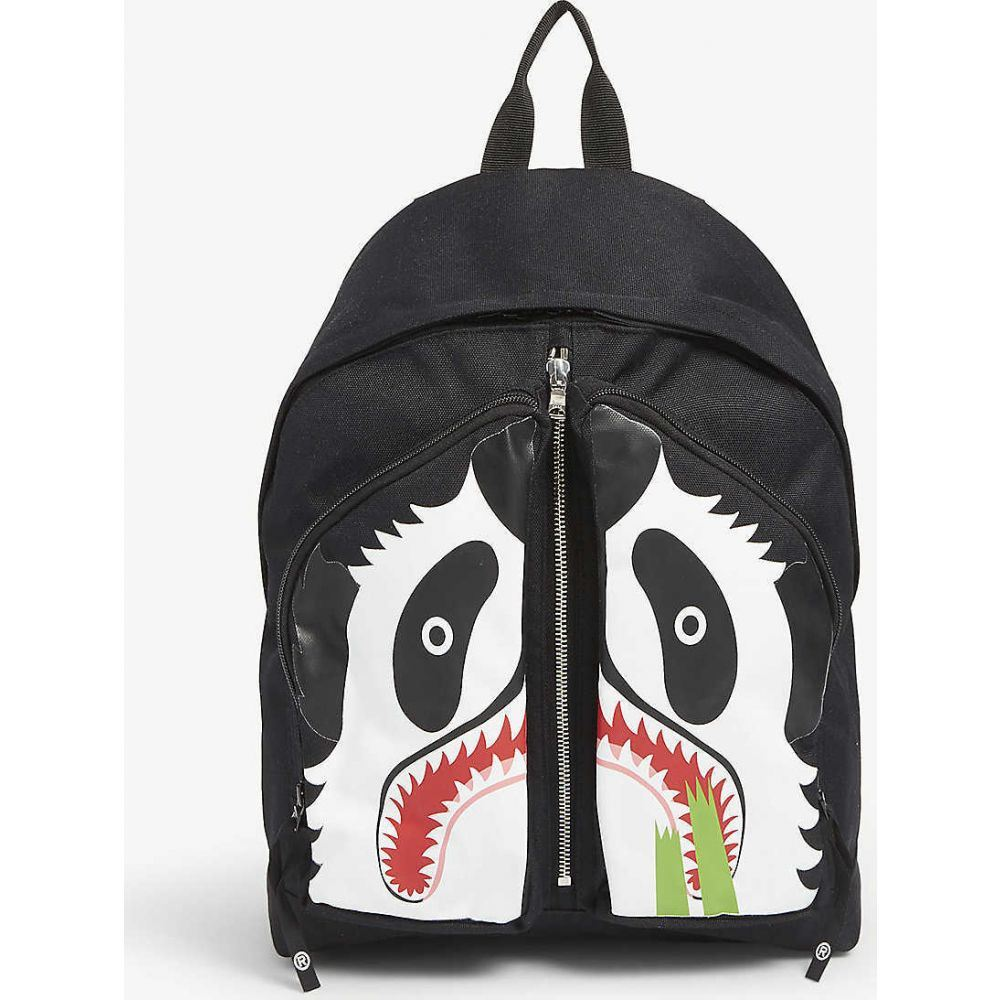 A Bathing Ape backpack A BATHING APE Panda Day c...