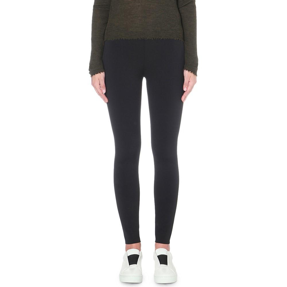 ヘルムート ラング helmut lang レディース ボトムス レギンス【scuba jersey leggings】Black:フェルマート