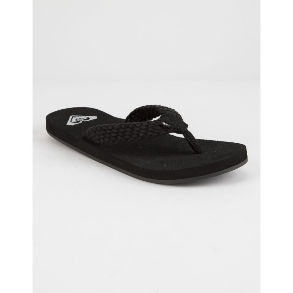 ロキシー レディース シューズ・靴 サンダル・ミュール【Porto II Sandals】BLACK