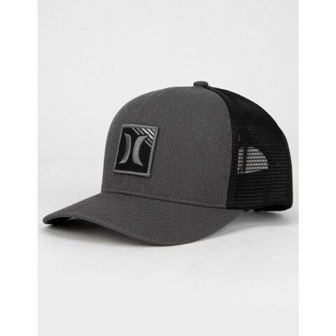 ハーレー HURLEY メンズ キャップ トラッカーハット 帽子【Bayline Trucker Hat】BLACK