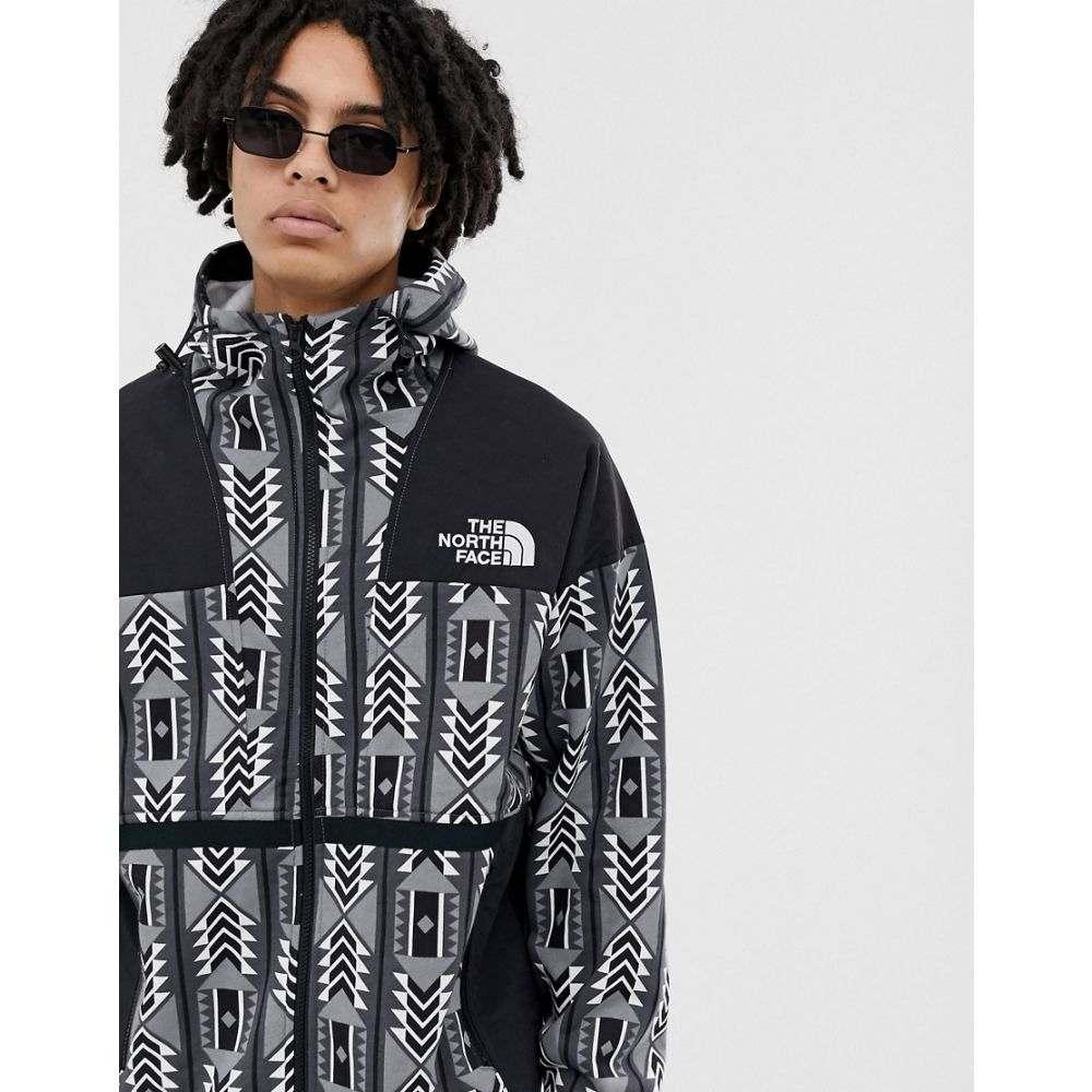 ザ ノースフェイス The North Face メンズ トップス パーカー【92 Rage fleece hoodie in white】Tnf white rage combo