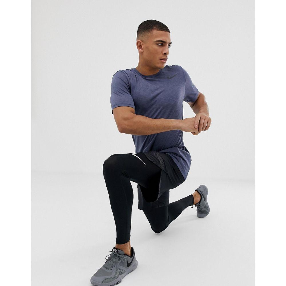 ナイキ Nike Training メンズ インナー・下着 タイツ・スパッツ【pro tights in black 838067-010】Black