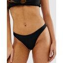 ブレイブソウル Brave Soul レディース 水着・ビーチウェア ボトムのみ【low rise bikini bottoms】Black
