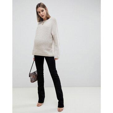 サルサ Salsa レディース ボトムス・パンツ ジーンズ・デニム【Maternity sculpting skinny jeans】Black