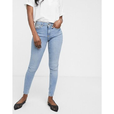 ヴェロモーダ Vero Moda レディース ジーンズ・デニム ボトムス・パンツ【super slim jeans】Blue