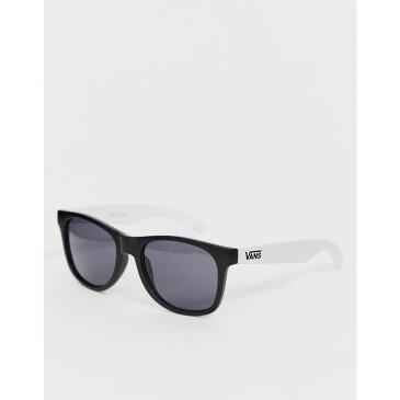 ヴァンズ Vans メンズ メガネ・サングラス 【Spicoli 4 sunglasses in white】White