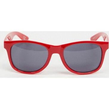 ヴァンズ Vans メンズ メガネ・サングラス 【Spicoli 4 sunglasses in racing red】Racing red
