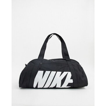 ナイキ Nike Training レディース ボストンバッグ・ダッフルバッグ バッグ【logo duffel bag in black】Black