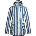 【残り一点限り!】【サイズ:S】エアブラスター Airblaster【Nicolette Jacket Vintage Stripe】レディース アウター ジャケット【あす楽】