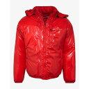 ジバンシー Givenchy メンズ アウター ダウン・中綿ジャケット【Red Light Nylon Logo Puffer Jacket】Red