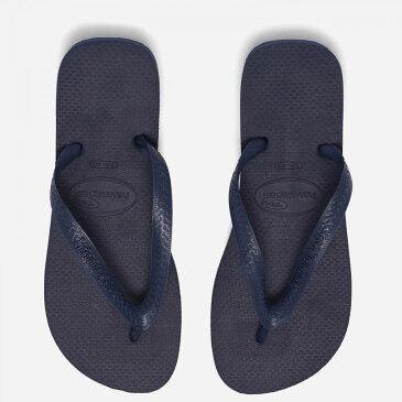 ハワイアナス Havaianas メンズ ビーチサンダル シューズ・靴【Top Flip Flops】Navy