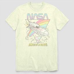 NASA メンズ Tシャツ トップス【Space is a Blast Short Sleeve T-Shirt】